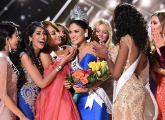 Pia Alonzo Wurtzbach is crowned Miss Universe 2015