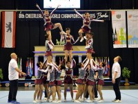 UP Pep Squad stands out in Cheerleading World Title