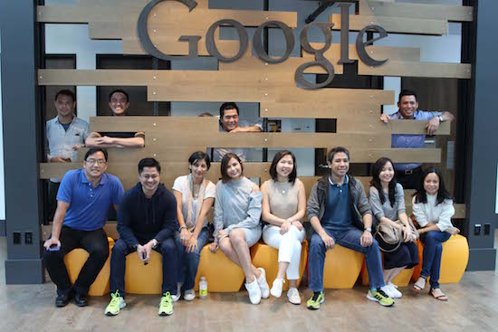 Google's 'Be the Boss' Awards finalists