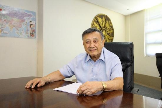 Dr. Ramon Gustilo