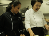 Margarita Fores stars in CNN's Culinary Journeys Season 2