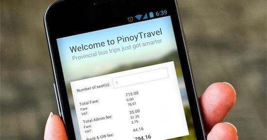 PinoyTravel app