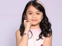 Esang plays Little Cosette in Les Miz Singapore production