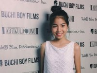 Teri Malvar 1st Filipino Best Actress in Moscow FilmFest