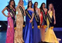 United Miss Continent 2016