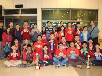Pinoy mathletes bag 23 golds in Mathematica India
