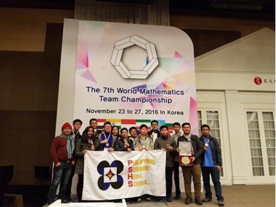 PSHS Intermediate Team