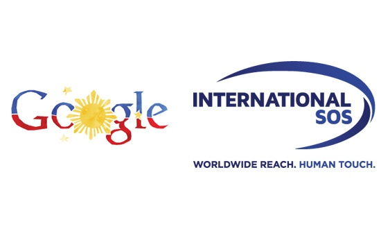 Google Philippines and International SOS