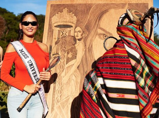 65th Miss Universe Competition - Contestants Visit Baguio, Philippines