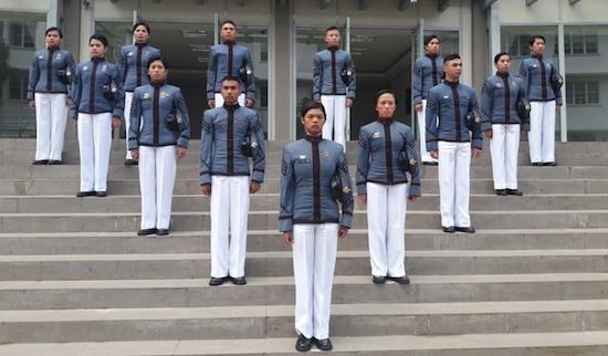 PMA Class 2017 Topnotchers
