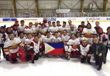 Philippines Men's National Ice Hockey Team