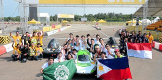 DLSU Eco Car Team