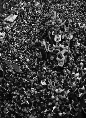 The Feast of Black Nazarene in Manila