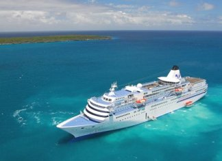 M/S Pacific Venus - Japan Cruise Line