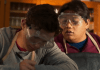 Tom Holland and Jacob Batalon in a scene from Spider-Man Homecoming