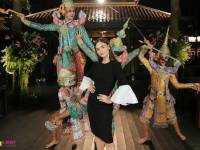 Pia Wurtzbach featured in Amazing Thailand videos