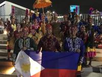 Parangal Dance Company celebrates Filipino culture in Colombia