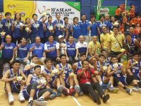 PHL basketball teams bring home golds from 10th Asean School Games