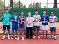 Team Philippines sweep Boys & Girls titles in 13th Asian Tennis Federation tourney