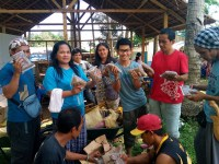 "Sulu youth promote peace through ""coffee time"""