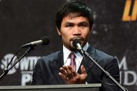 Manny Pacquiao to speak before Oxford University's prestigious debating society