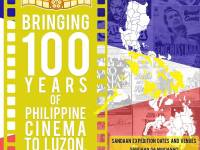 Sandaan Expedition brings 100 years of Philippine Cinema to Luzon, Visayas, Mindanao