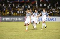 Azkals beat Singapore 1-0 to kick-off AFF Suzuki Cup campaign