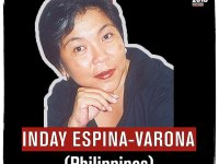 Journalist Inday Espina-Varona nominated for RSF Press Freedom Awards