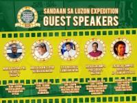 Nick Deocampo, film historians speak at Sandaan Sa Luzon in La Salle Dasmariñas for Philippine cinema's 100 years