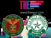 UP and La Salle only PHL schools in World University Rankings 2019