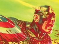 Leinil Francis Yu illustrates latest Marvel Comics Captain America Issue #6