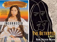 Gina Apostol, Reine Arcache Melvin's award-winning novels debut in London