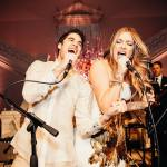 Hollywood's 4-time Best Actor Darren Criss wears Francis Libiran barong tagalog in wedding celebration