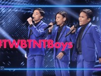 """TNT Boys receive near perfect scores from CBS talent show """"The World's Best"""""""