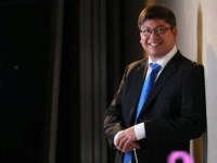 Gerard Salonga wields his baton as new resident conductor of Malaysia's top orchestra