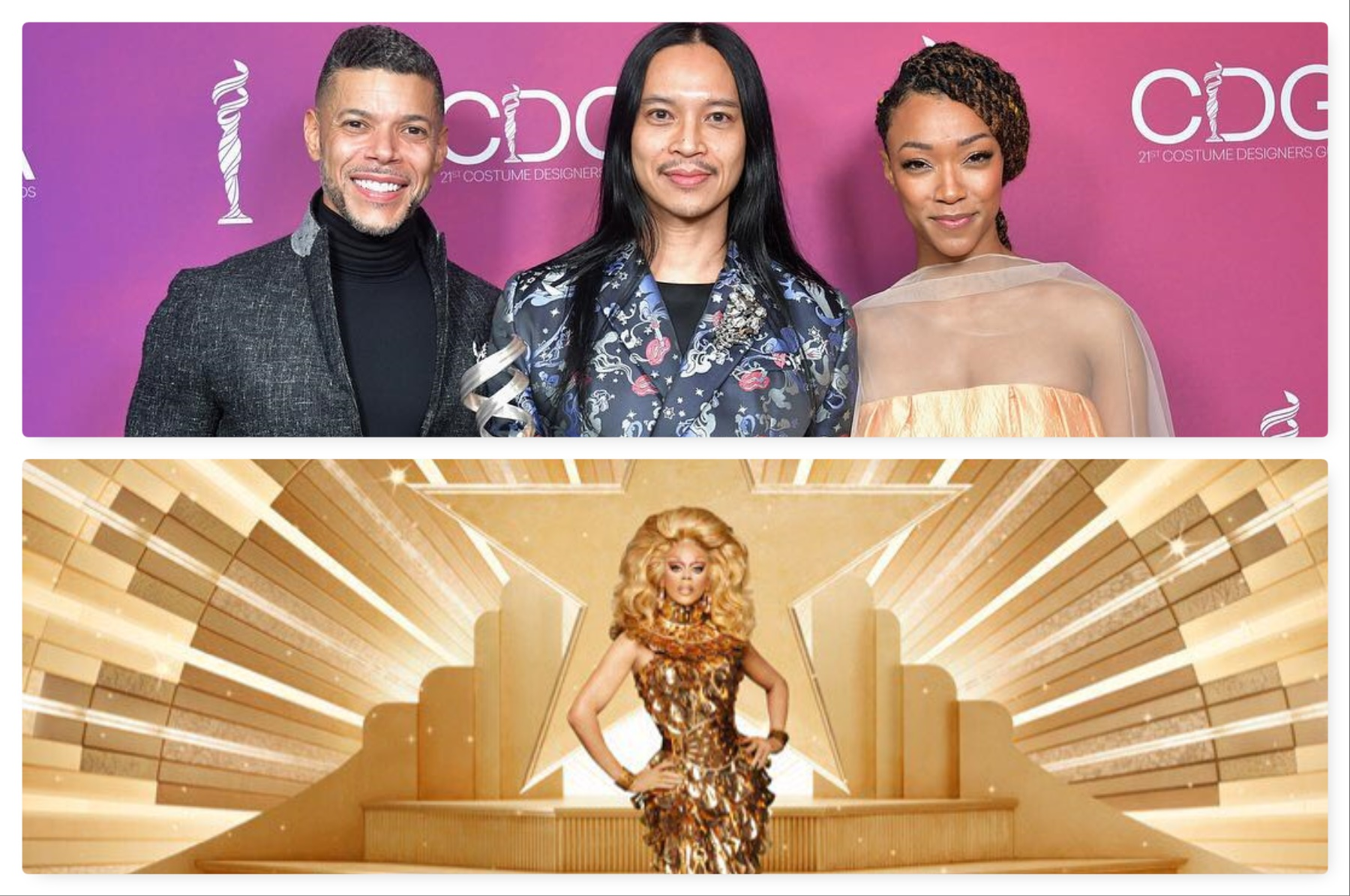 Filipino American Designer Zaldy Goco Wins Costume Award In Los Angeles Good News Pilipinas