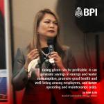Real estate businesses can profit more from green financing, says BPI