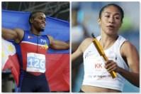 Eric Cray, Kristina Knott lead Team Philippines to gold medal haul in Singapore Athletics