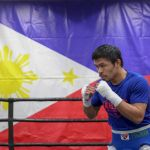 "World Champion Manny ""Pacman"" Pacquiao gears up for United States title fight"