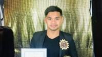 Missionary triathlete Romeo Puncia receives Emirates Nursing honors
