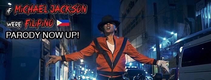 Mikey Bustos Michael Jackson