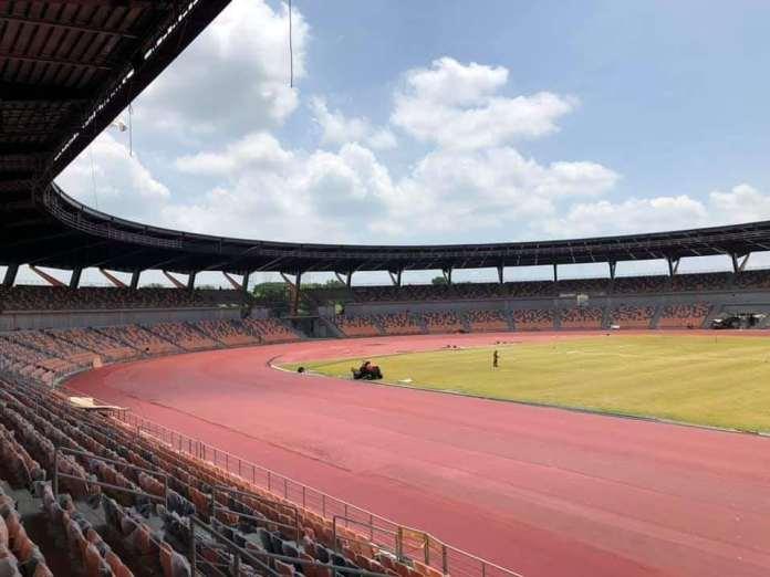Clark City's Southeast Asian Games