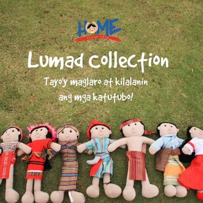 Pinoy Social Lumad Dolls