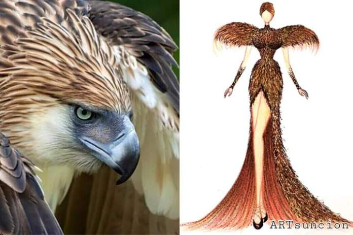 Young Fashion Designer Joshua Asuncion Creates Endangered Species Inspired Gowns Good News Pilipinas
