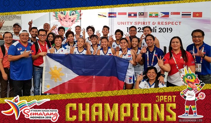 Philippines Boys Girls Basketball
