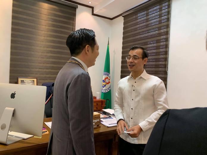 Manila anti-flooding programs