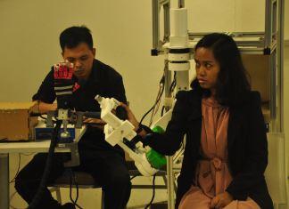 De La Salle University wearable robots