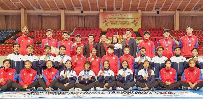 Filipino jins Taekwondo Championships