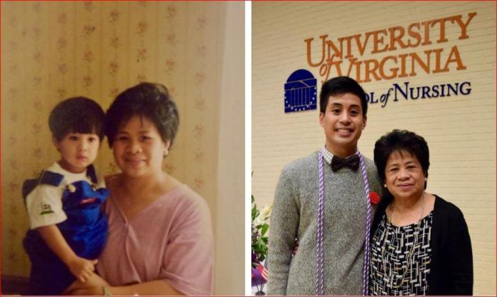 Virginia University Filipino nurses