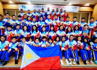 Philippine National Taekwondo Team